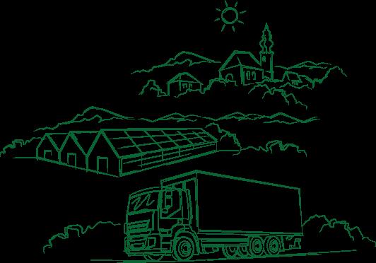 Umwelt, Ökonomie und Soziales - Themen, die bei Gemüsebau Steiner an erster Stelle stehen.